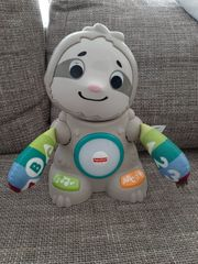 Fisher Price Blinki Linki Faultier