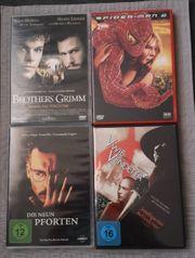 4 DVDs je 2 Euro