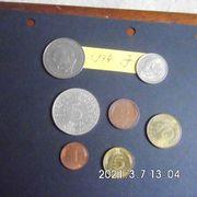 DM Kursmünzen 1974 J