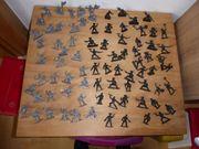 Piraten Spielzeugfiguren 35 graue 45