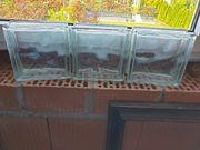 6 Klare GlasBausteine