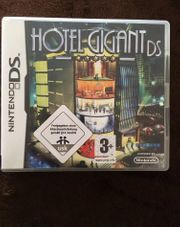 Nintendo DS Spiel Hotel Gigant