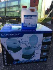 Camping WC Neuwertig