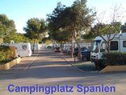 CAMPINGPLATZ SPANIEN