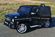 Kinderauto Mercedes G63 - fast neu