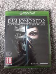 Dishonored 2 xbox one Neu