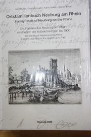 Ortsfamilienchronikbuch Neuburg am Rhein
