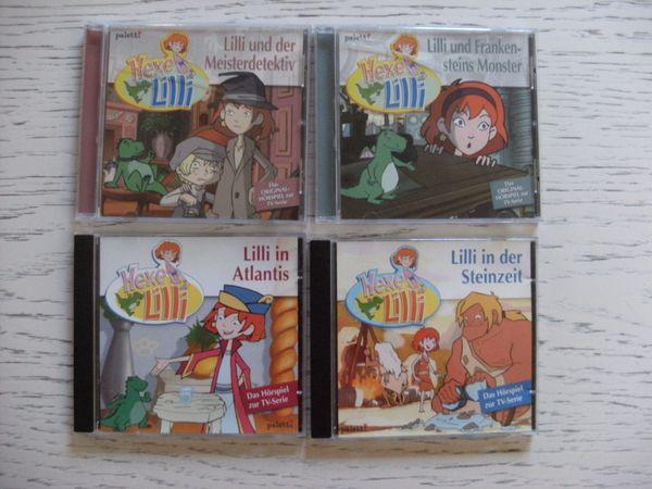 HEXE LILLI - Kinder Hörspiel CD