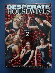 inkl Versand Desperate Housewives - Staffel