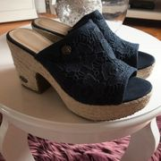 Tom Tailor Schuhe Clogs Gr