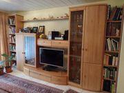 Wohnmöbel Opus Kernbuche neuwertig - Wohnungsauflösung -