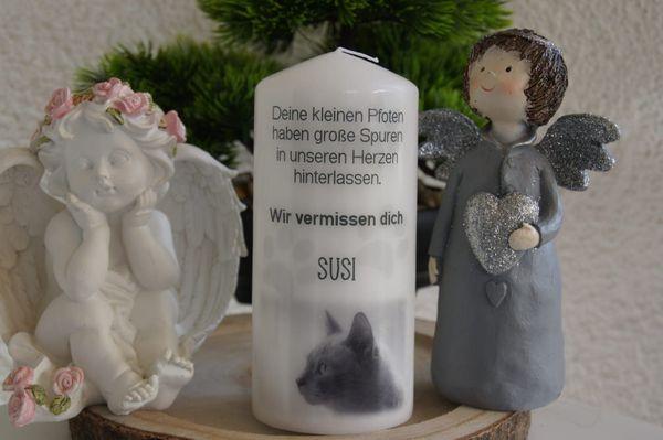 Gedenkkerze für Tiere, LaCandela, Erinnerung, Trauer, Kerzen
