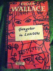 Spannender Kriminal-Roman Gangster in London