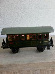 Märklin Personenwagen 1727 0 2-achsig