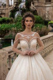 Brautkleid Änderung von einer Meisterin