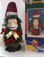 Singender Weihnachtsbaum