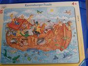 Kinderpuzzle Die große Arche Noah