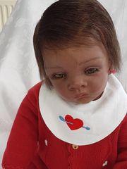 Reborn -Baby -Puppe- Künstlerpuppe- Süße