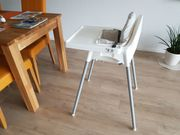 Ikea ANTILOP Kinderstuhl mit Sitzgurt