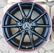 Original AMG-Mercedes Felgen 18 A45