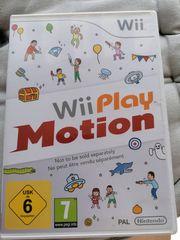 Wii Spiel Play Motion