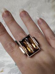 Pierre Lang Ring rosegold Größe