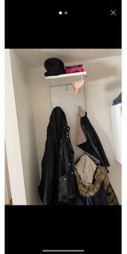 hochglanz garderobe