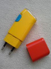Mellert Handy Taschenlampe zum Aufladen