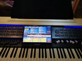 Tasteninstrumente - Wersi Abacus Deluxe Software OAS