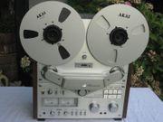 AKAI GX-636 Tonbandmaschine silber
