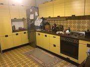 Poggenpohl Küche Einbauküche gelb matt