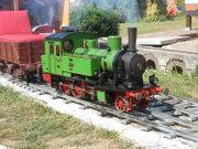 BR 70 - Dampflok 5 Zoll