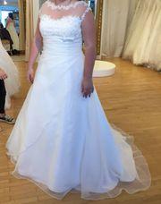 Wunderschönes Brautkleid ivory