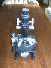 Mikroskop Ernst Leitz Wetzlar No