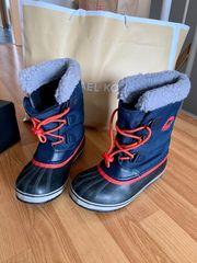 Sorel Unisex-Kinder Winter- und Schneestiefel