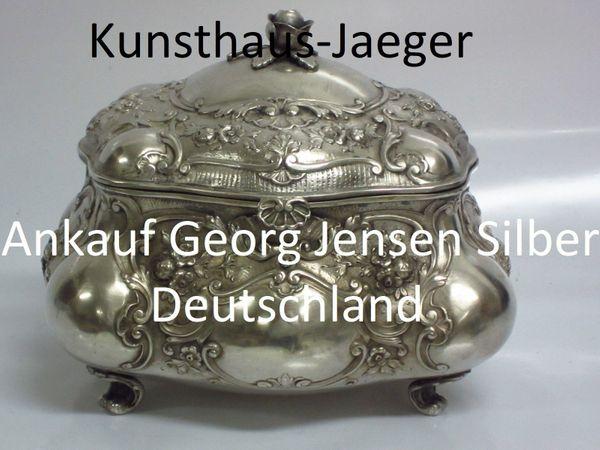 Silber Ankauf Georg Jensen Ankauf