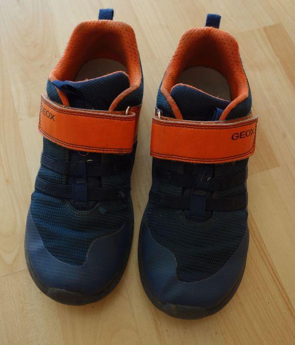 Geox Respira Sveth Schuhe Sneaker Jungen Gr. 37 in Ettlingen