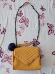 Handtasche gelb NEU