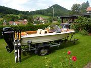 Motorsportboot Marke Kammin Mercury 50
