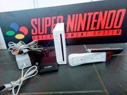Nintendo Wii Komplett mit 240