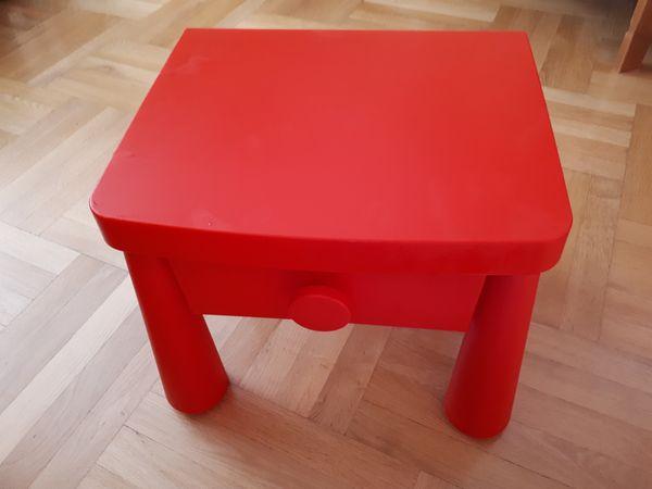 Kindernachttisch von Ikea