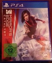 Mirrors Edge Catalyst PlayStation4