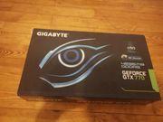 Verkaufe eine Gigabyte Geforce GTX