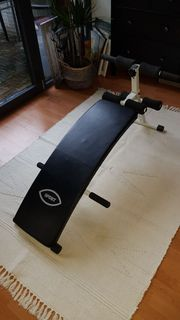 Fitness Bauch Rücken Trainer