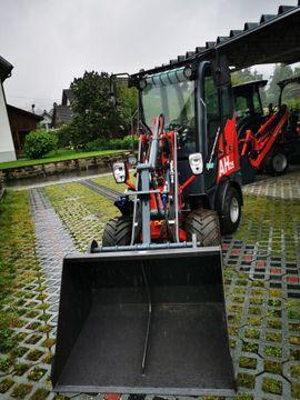 Hoflader Hoftrac AH- Hoflader Neu: Kleinanzeigen aus Muntlix - Rubrik Traktoren, Landwirtschaftliche Fahrzeuge