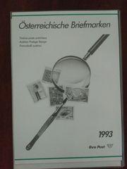 Briefmarken Österreichische Briefmarken 1993