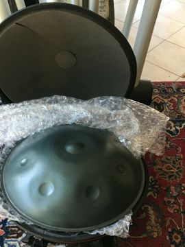 Drums, Percussion, Orff - Handpan Drum Iskra Symphonic Steel