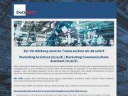Marketing Assistenz Marketing Communications Assistant