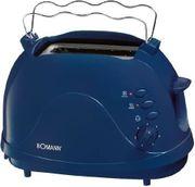 NEU Toaster v Bomann blau