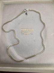 Flachpanzerkette 925 St Silber zweifach